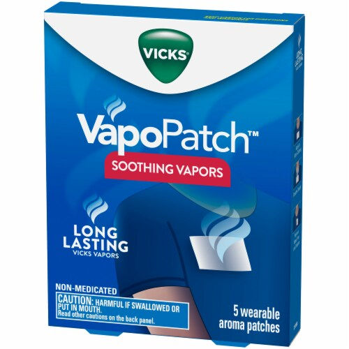 Vicks VapoPatch Aroma Patches Perspective: right