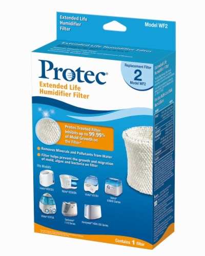 Protec Extended Life Humidifier Filter Perspective: right