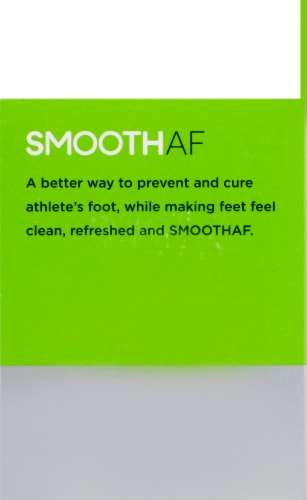 Smooth AF Athlete's Foot Treatment Towels Perspective: right