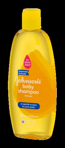 Johnson's Baby Shampoo Perspective: right