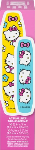 Band-Aid Hello Kitty Adhesive Bandages Perspective: right
