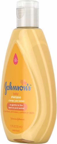 Johnson's Travel Size Baby Shampoo Perspective: right