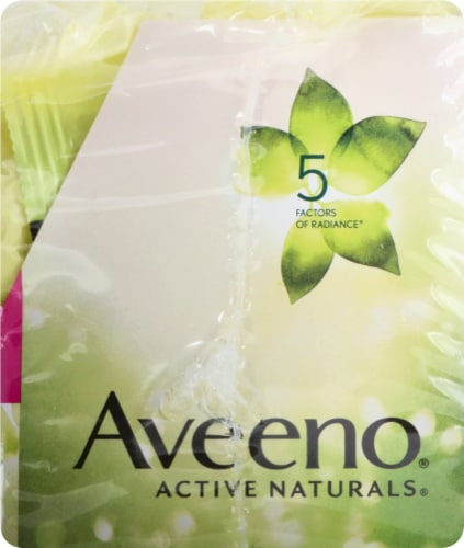 Aveeno Positively Radiant Makeup Removing Wipes - 2 Pack Perspective: right