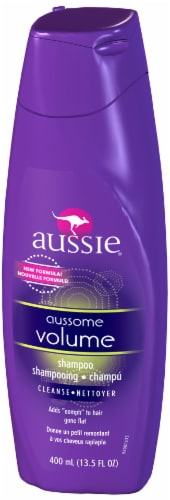 Aussie Aussome Volume Shampoo Perspective: right