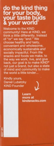 KIND Protein Crunchy Peanut Butter Bars 5 Count Perspective: right