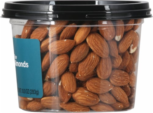 KIND® Raw Almonds Perspective: right