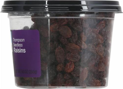 KIND® Thompson Seedless Raisins Perspective: right