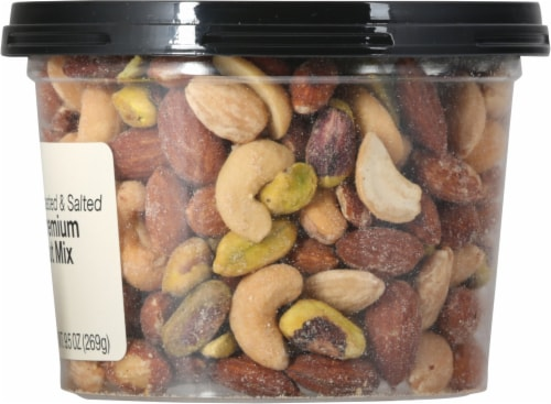 KIND® Roasted and Salted Premium Nut Mix Perspective: right