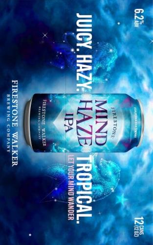 Firestone Walker Mind Haze IPA Beer Perspective: right