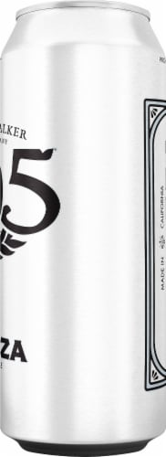 Firestone Walker 805 Cerveza Beer with Lime Perspective: right