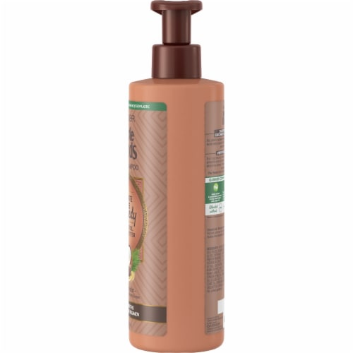 Garnier Whole Blends Cocoa Shampoo Perspective: right