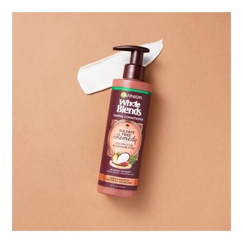 Garnier Whole Blends Cocoa Conditioner Perspective: right