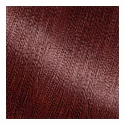Garnier Nutrisse 452 Dark Reddish Brown Hair Color Perspective: right