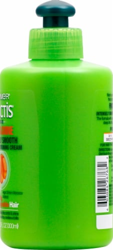 Garnier Fructis Sleek & Shine Leave-In Conditioner Cream Perspective: right