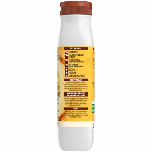 Garnier® Fructis® Coconut Extract Nourishing Treat Conditioner Perspective: right