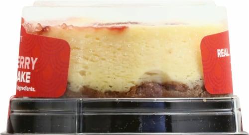 Chuckanut Bay Strawberry Cheesecake Perspective: right