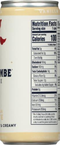 La Colombe Vanilla Draft Latte Perspective: right