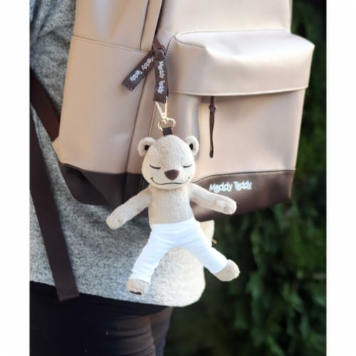 Meddy Teddy Keychain Perspective: right
