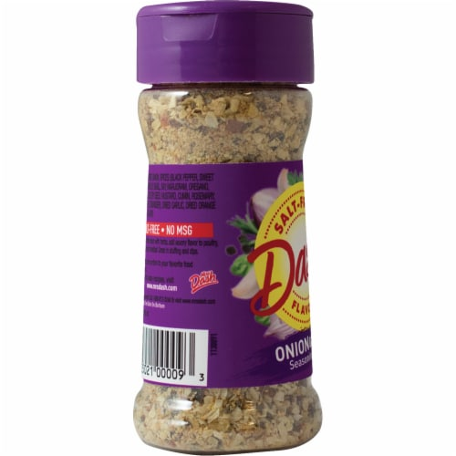 Mrs. Dash Onion & Herb Seasoning Blend Perspective: right