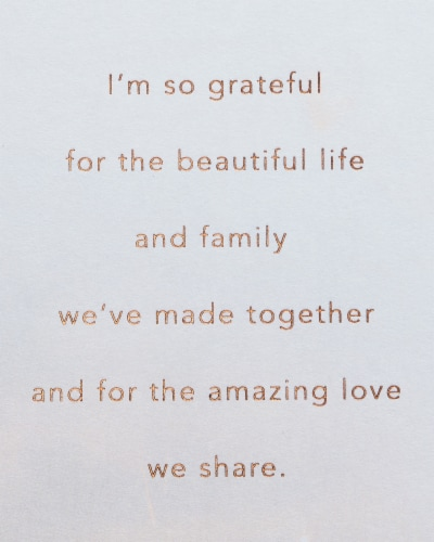 American Greetings #13 Birthday Card for Husband (Celebrate) Perspective: right