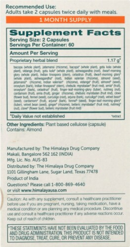 Himalaya MindCare® Capsules Perspective: right