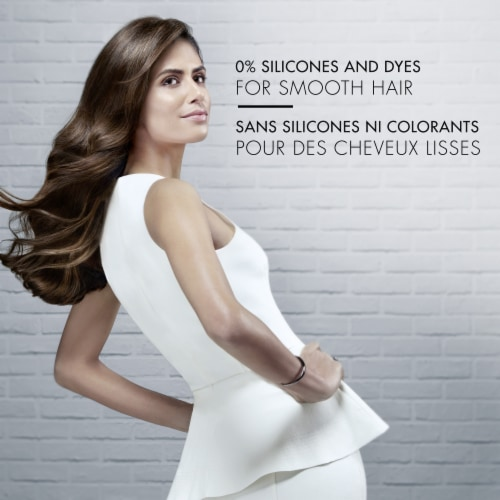 Nexxus® Silicone & Paraben-Free Clean & Pure Nourishing Shampoo Perspective: right