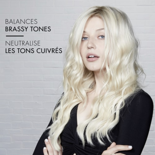Nexxus Blonde Assure Protein Fusion Color Toning Conditioner Perspective: right