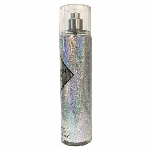 Paris Hilton Platinum Rush Fragrance Mist Perspective: right