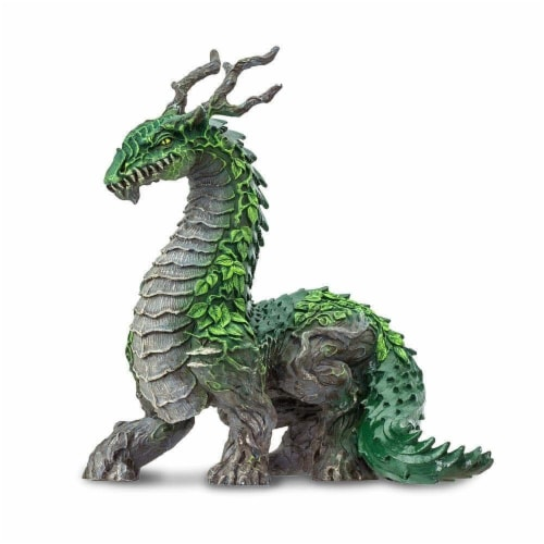 Jungle Dragon Toy Perspective: right