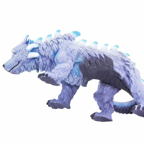 Arctic Dragon Toy Perspective: right