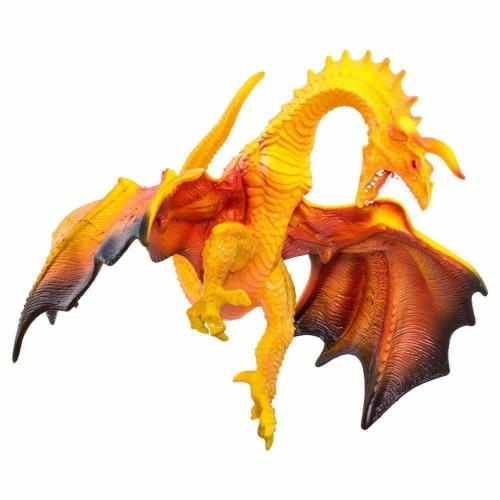 Lava Dragon Toy Perspective: right