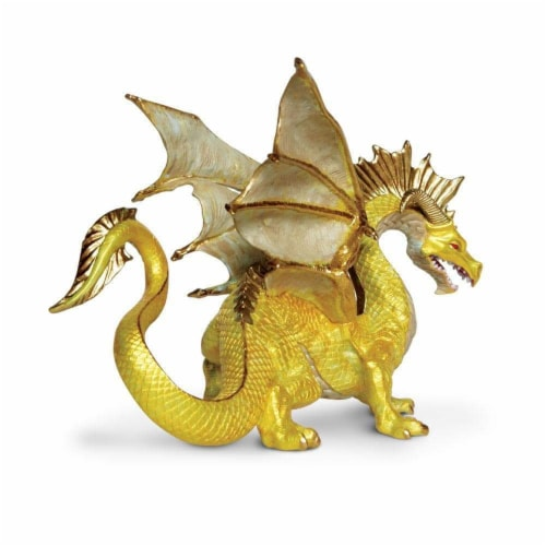 Golden Dragon Toy Perspective: right