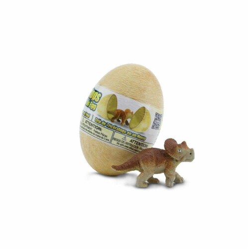 Dino Baby Eggs Set Toy Perspective: right