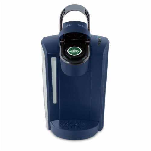 Keurig® Brewer K-Select Coffee Maker - Matte Navy Perspective: right