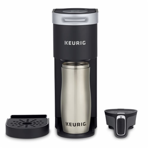 Keurig K-Mini Brewer - Matte Black Perspective: right