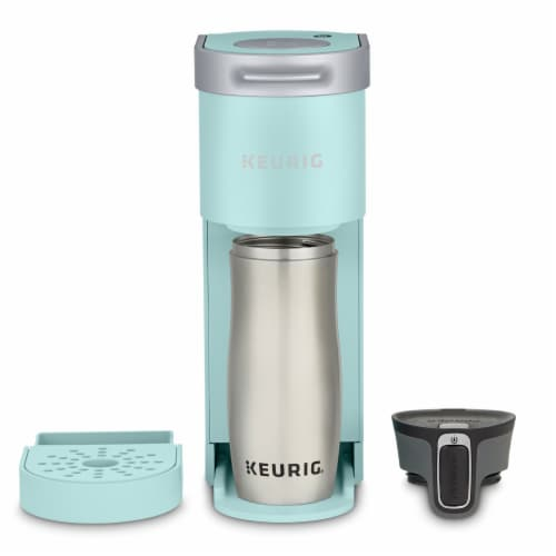 Keurig® K-Mini Single Serve Coffee Maker - Oasis Perspective: right