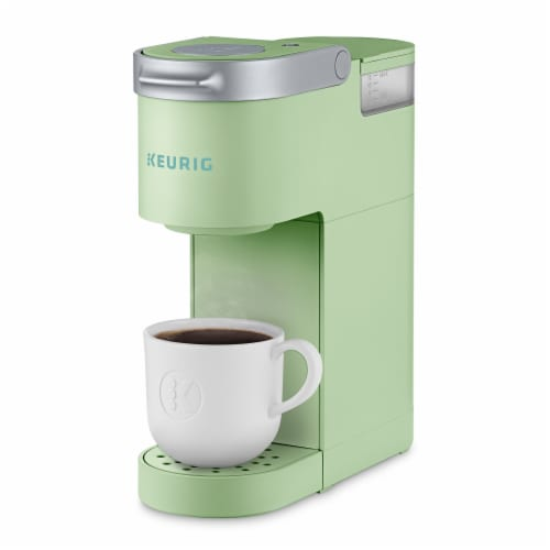 Keurig® K-Mini Single Serve Coffee Maker - Chill Green Perspective: right