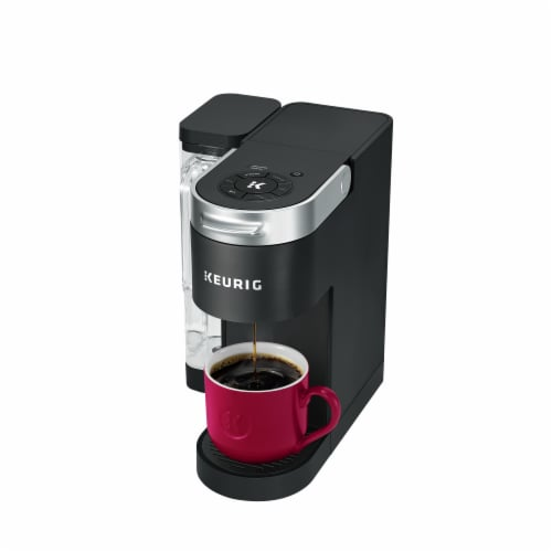 Keurig® Brewer KSupreme Single Serve Coffee Maker - Black Perspective: right