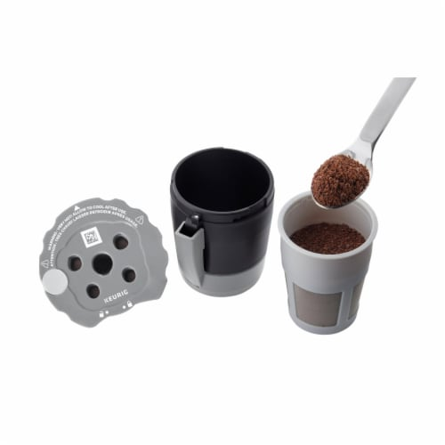 Keurig® My K-Cup® Universal Reusable Coffee Filter Perspective: right