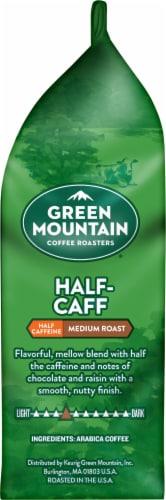 Green Mountain Coffee Half Caff Medium Roast Ground Coffee Perspective: right