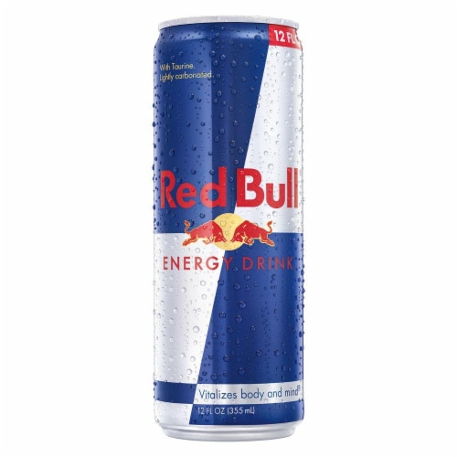 Red Bull Energy Drink Perspective: right
