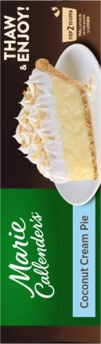 Marie Callender's Coconut Cream Pie Perspective: right
