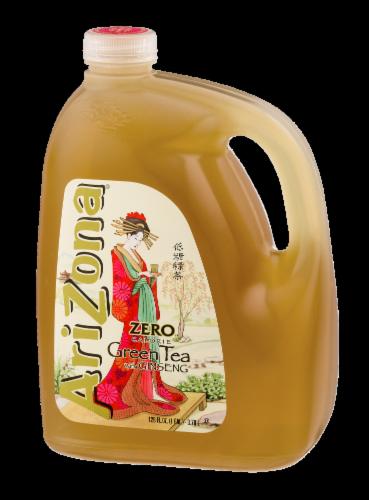 Arizona Diet Green Tea Perspective: right