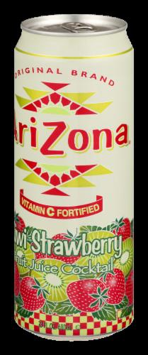 Arizona Kiwi Strawberry Tea Perspective: right