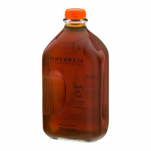 Oberweis Iced Tea Perspective: right
