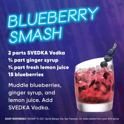 Svedka Vodka Perspective: right