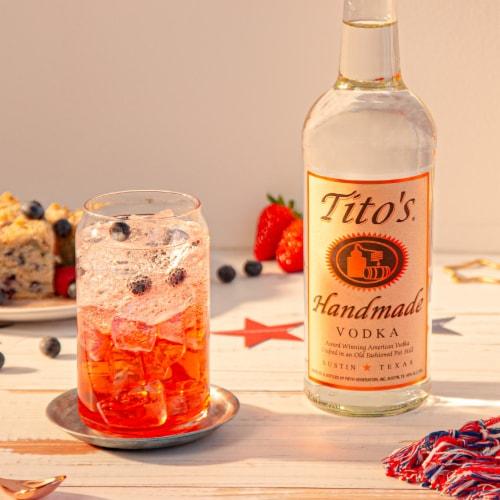 Tito's® Handmade Vodka Perspective: right