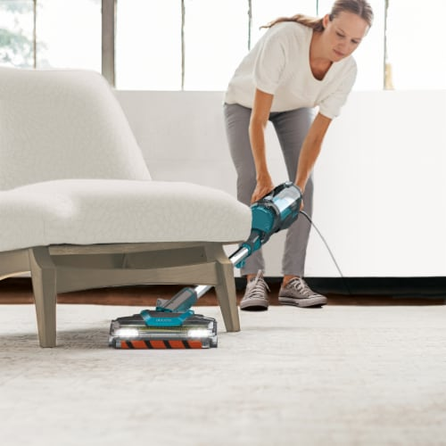 Shark® LZ601 Fusion Stick Vacuum Perspective: right