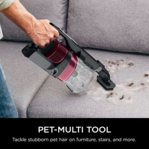 Shark® Rocket Pet Pro Cordless Stick Vacuum Perspective: right