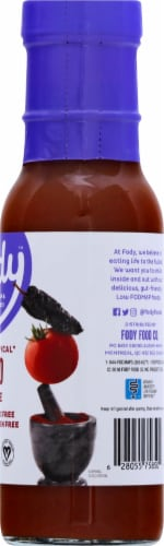 Fody Foods Taco Sauce Perspective: right